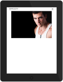 Simplicity iPad